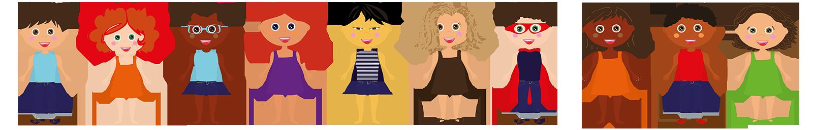 avatares personalizados - ludobooks