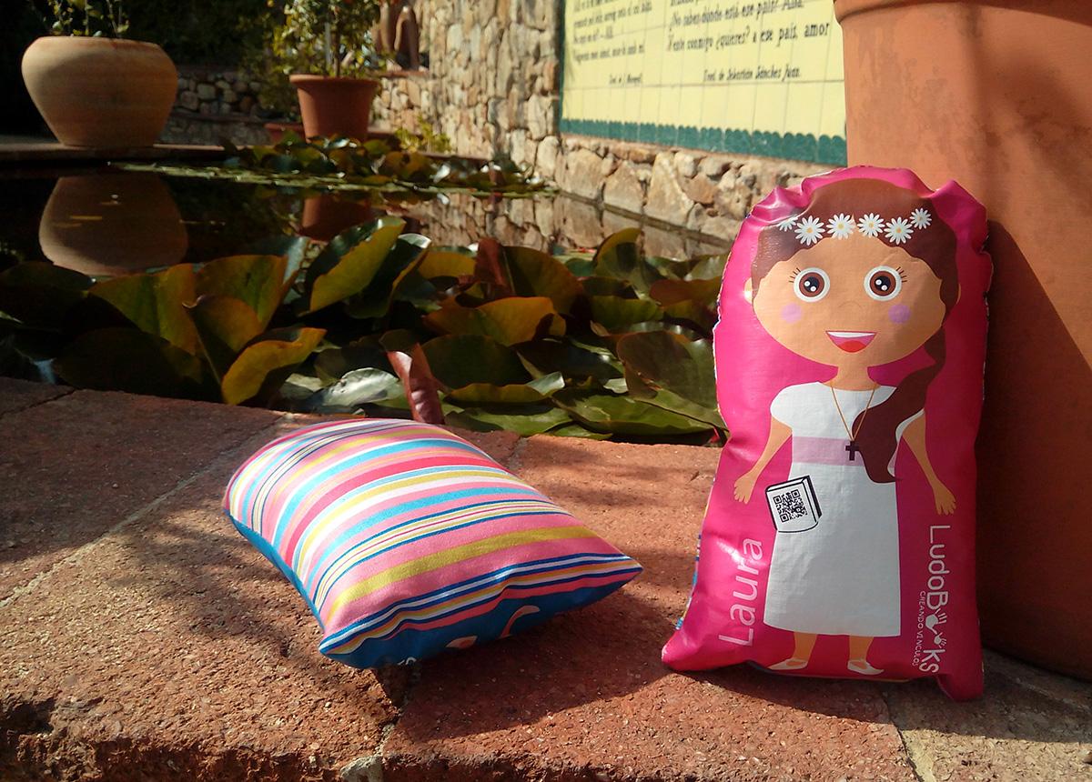 muñecas personalizadas de comunión