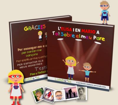 Llibre personalitzat per a pares