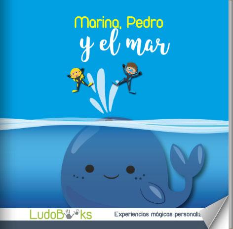 cuento personalizado para amantes del mar