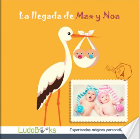 cuento personalizado para bebés