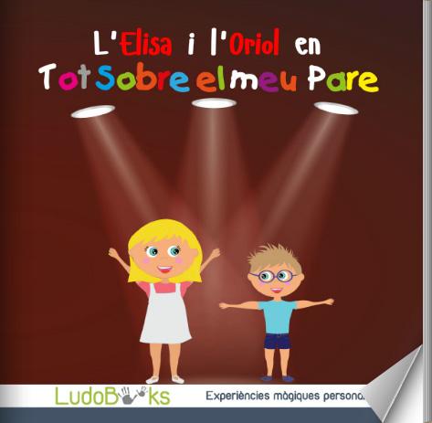 portada padre ca 2pers - Contes personalitzats per nens en català