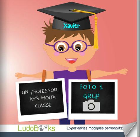 cuento personalizado para profesores