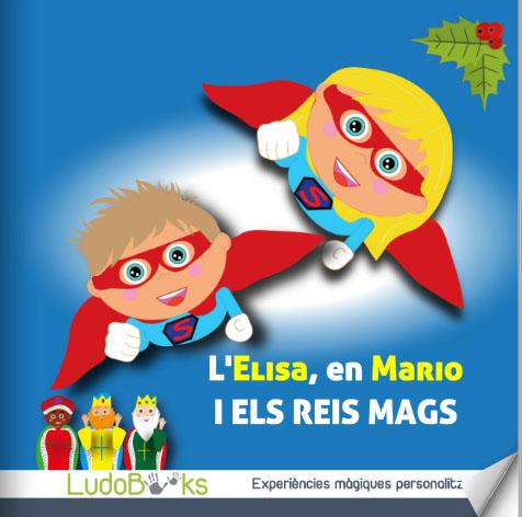 portada reyes ca 2pers - Contes personalitzats per nens en català