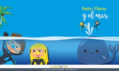 cuentos personalizado sobre el mar