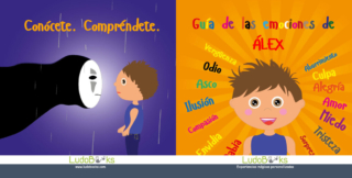 Cuentos personalizados para niños - Aprende emociones