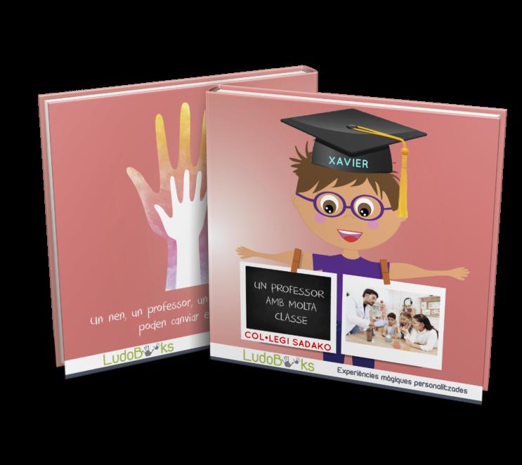 Llibre personalitzat per professores i professors