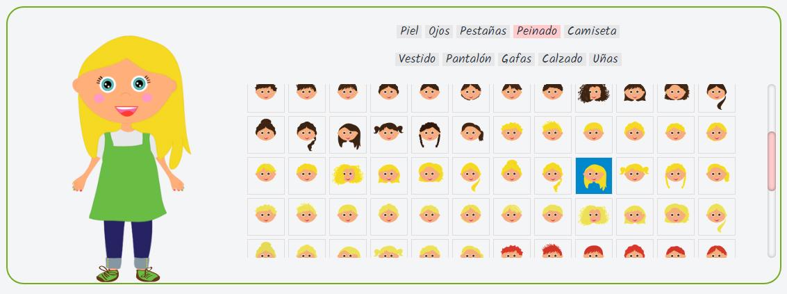profesor configurador - Cuentos personalizados para profesores