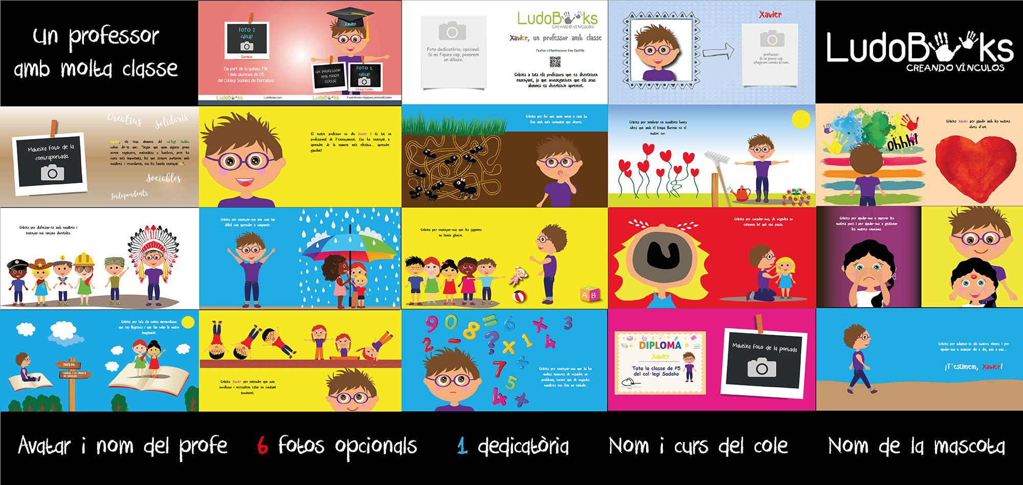 Llibres per regalar a mestres i professors