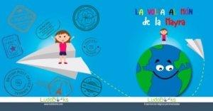 Conte personalitzat per viatgers - Volta al món