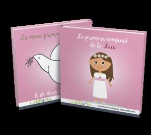 Llibre personalitzat de comunió