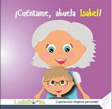 Libro regalo personalizado para abuela