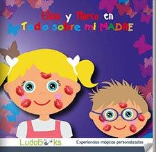Libro regalo personalizado para Día de la Madre