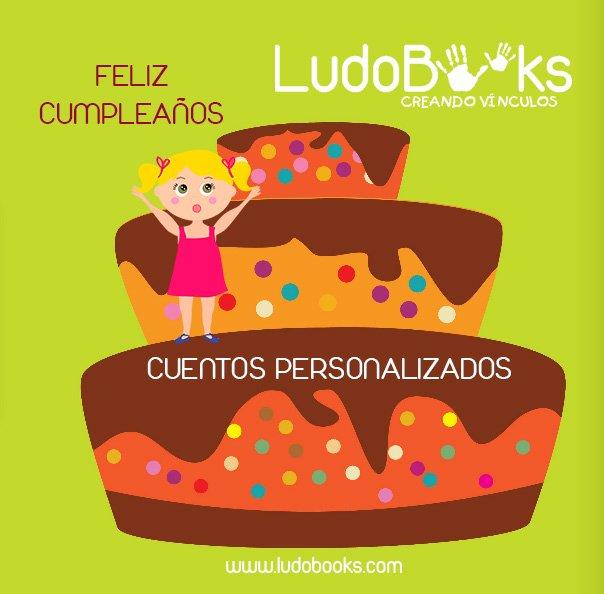 libros personalizados de cumpleaños para niños
