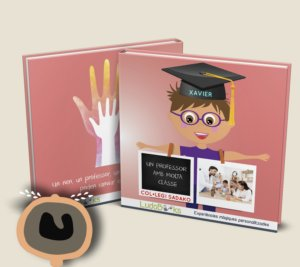 Llibre personalitzat per a professors i professores